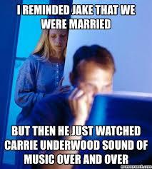 Sound Of Music Meme - underwood sound of music