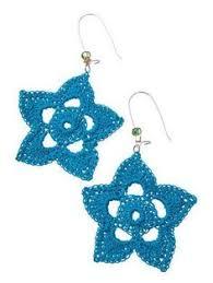 Knitted Chandelier Earrings Pattern Free Doily Earring Pattern On Ravelry Doily Earrings Pattern By