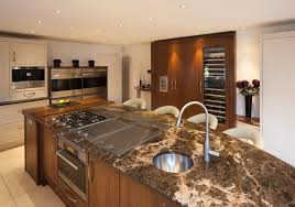 kitchen design cheshire walnut hand painted kitchen bramhall cheshire kitchens
