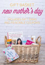 Mother S Day Gift Baskets New Mother U0027s Day Gift Basket Hey Let U0027s Make Stuff