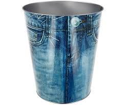 poubelle bureau poubelle a papier corbeille de bureau aspect pantalon jean 7940