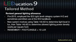 ies lighting handbook recommended light levels california title 24 in the led era presented by jim benya benya bu