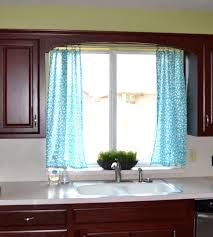 Aqua Not The Band Kitchen Curtains My Goal Is Simple - Simple kitchen curtains