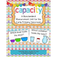 capacity unit for kindergarten and first grade