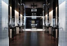 Jewelry Shop Decoration De Beers Jewelry By Caps Architecture Interior Design Tokyo