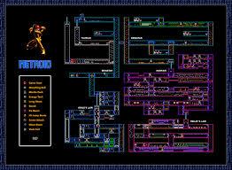 Metroid Nes Map Metroid Database Maps Metroid Database