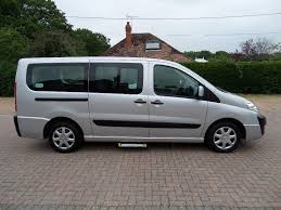 used peugeot vans used 2011 peugeot expert tepee l2 two wheelchair access winch 6