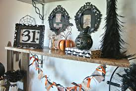living room fall crafts for mantel decorating ideas mantel