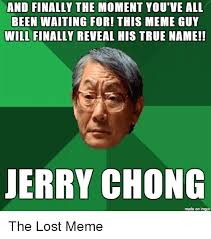 Lost Memes - and finally the moment you ve all been waiting for this meme guy