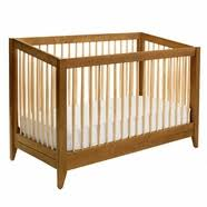 light wood baby cribs free shipping