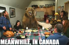 Best Thanksgiving Memes - happy canadian thanksgiving dynamic ecology