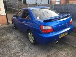 subaru awd impreza used 2001 subaru impreza wrx wrx turbo awd for sale in