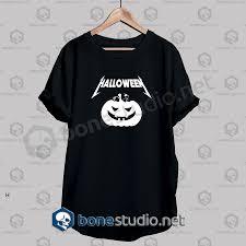 happy halloween funny happy halloween metallica funny t shirt u2013 unisex size s 3xl