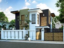 modern home designs modern house designs pinoy eplans