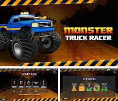 monster truck racing ultimate android apk game monster truck