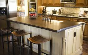 kitchen island with cooktop and seating kitchen satisfying kitchen island countertop extension arresting