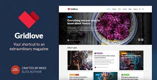 grid layout for wordpress themeforest gridlove free download creative grid style news
