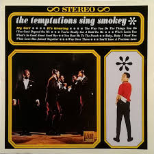 cd album the temptations the temptations sing smokey motown