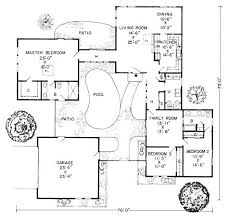 floor plans with courtyard house plans courtyard spurinteractive