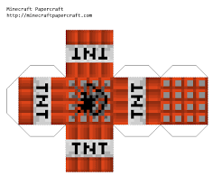 minecraft paper template tnt yahoo image search results