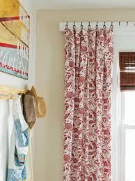 curtains bathroom window ideas dark brown varnished wooden open