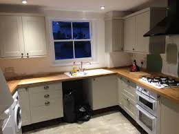 paint for light grey kitchen units
