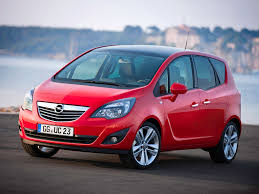 opel ford meriva 2nd generation meriva opel database carlook