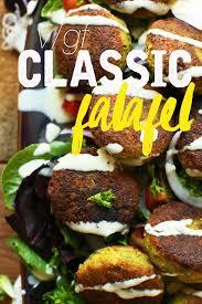 Classic by Classic Vegan Falafel Minimalist Baker Recipes
