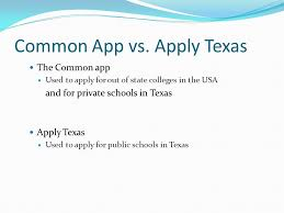 Applytexas Help Desk The College Application Process Welcome To Naviance Understanding