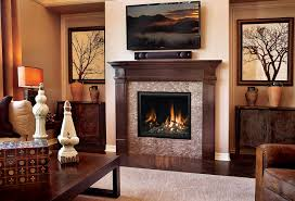Design Living Room With Fireplace And Tv Gas Fireplace Photo Gallery Mendota Hearth