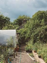 the walled garden at mells the garden edit