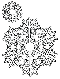 snowflakes printable patterns coloring pages snowflake stencils