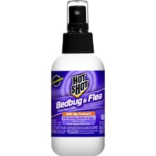 Bed Bug Treatment Products Shot Bed Bug And Flea Killer 3 Oz Ready To Use Pump Hg 96192