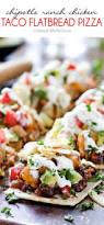 California Pizza Kitchen Tostada Pizza Chipotle Ranch Chicken Taco Flatbread Pizza Carlsbad Cravings