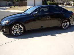 lexus is250 x picture request h techs on awd is250 with 18 in oem x package