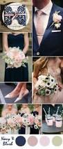 pink color scheme ten most gorgeous navy blue wedding color palette ideas for 2016
