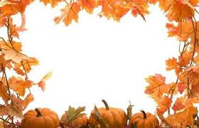 thanksgiving borders transparent background thanksgiving blessings