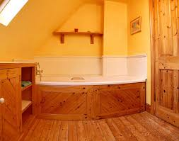 Shower With Bathtub Rusheens Cottage Charming Comfortable Homeaway Kenmare