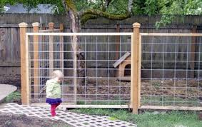 How To Build Backyard Fence 18 Creative Ways To Use Cattle Pen Panels Homestead U0026 Survival