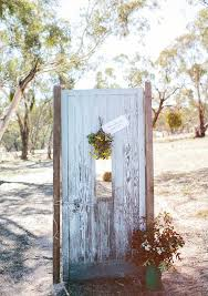 Wedding Aisle Ideas 20 Wedding Ceremony Decorated Door Ideas Chic Vintage Brides