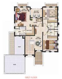 3 Bedroom Villa Floor Plans by Motor City 3 Bedroom Floor Plan U2013 Home Ideas Decor