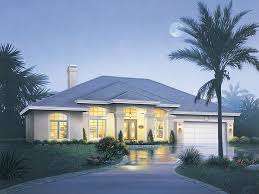 Rose Way Florida Style Home Plan 048d 0008 House Plans And More Florida Style House Plans