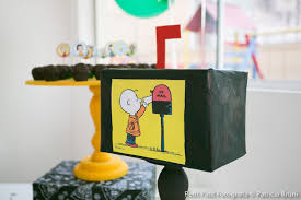 themed mailbox kara s party ideas mailbox decor from a snoopy pizza themed