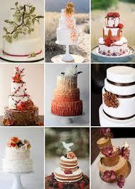 deko fã r hochzeitstorte autum wedding cakes tipps für eine herbstliche candybar und eine