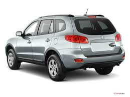 hyundai santa fe 2009 2009 hyundai santa fe prices reviews and pictures u s
