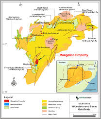Free State Maps by Superior Mining International Corporation Project Activities