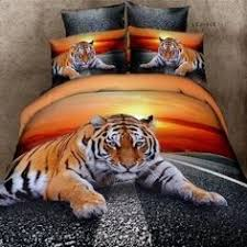 3d Bedroom Sets by Amazing Lifelike Wolf 3d Printed 4 Piece Duvet Cover Sets 3d