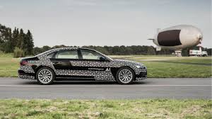 audi hands on and off with the audi a8 u0027s level 3 self driving