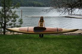 wood strip gallery heirloom paddle sports