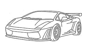 sketch of lamborghini gallardo how to draw a lamborghini gallardo car